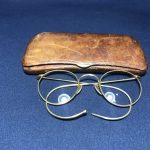 Algha 20 Altın Kaplama Vintage Gözlük