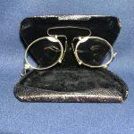 Altın Kaplama Kelebek Antika Gözlük