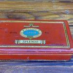 Ardath Splendo Cigarette Egyptian Antika Sigara Kutusu